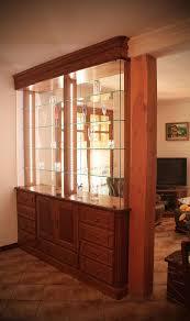 separation cuisine salle a manger meuble separation cuisine salon 3 meuble de s233paration vitrine