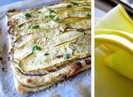 comment cuisiner les courgettes jaunes recette tarte courgettes jaunes chèvre