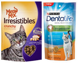 target meow mix irresistibles u0026 purina dentalife cat treats as