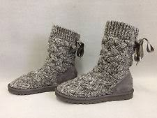s isla ugg boot ugg australia cotton pull on boots for ebay