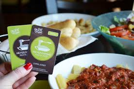 Olive Garden Never Ending Pasta Bowl Is Back For 2015 - olive garden bringing back never ending pasta pass adds family