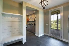 mudroom floor ideas cozy inspiration best flooring for walkout basement basement with a
