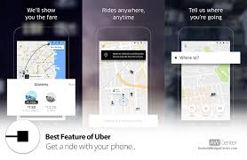 uber for android 5 best features of uber on android get a ride with your phone