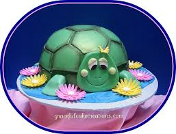 24 birthday cakes images turtle cakes