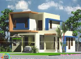 1500 sq ft 4 bedroom double floor home kerala home design and