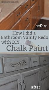 painting bathroom cabinets with chalk paint bathroom chalk paint bathroom vanity fresh chalk painting a