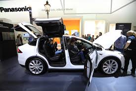 electric vehicles battery panasonic steps up lithium ion battery production amid electric