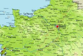 St Malo France Map by Saint Quentin Map