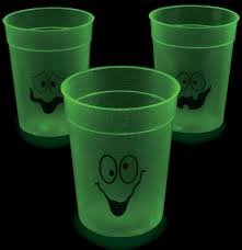 glow in the cups plastic glow in the cups 12 pack 4
