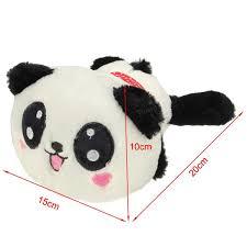 cute plush doll toy stuffed animal panda 20cm sale banggood com