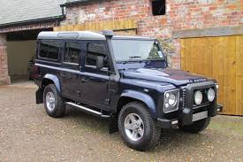 land rover defender 2013 land rover defender 110 hollybrook sports cars
