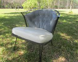 Retro Patio Furniture Vintage Patio Chair Etsy