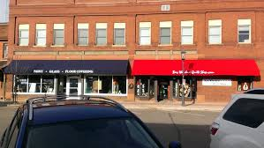 Bay Window Awnings Banners Awnings Signs Perham Mn