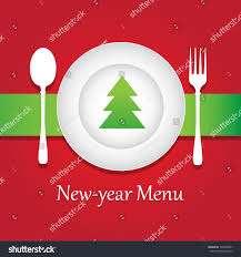 new year menu templates restaurant pictures to pin on pinterest