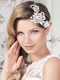 bridal hair accessories uk bridal hair accessories pearl side styled tiaras pearl hair