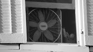best way to cool a room with fans keep your room cool at night by facing your fan out not in
