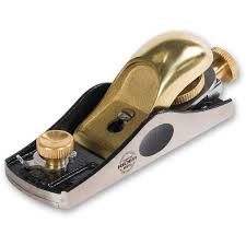 axminster rider no 69 1 2 deluxe low angle block plane block