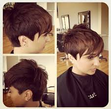 long choppy haircuts with side shaved 32 stylish pixie haircuts for short hair popular haircuts