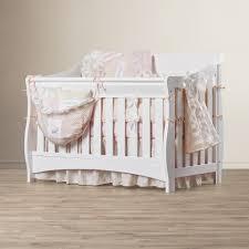 Cinderella Crib Bedding Nursery Cinderella Crib Bedding Disney Crib Pink And Gray