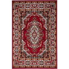 5 By 8 Area Rugs Furniture Of America Shinta Rg5170 Traditional 5 X 8 Area Rug