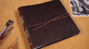 leather album the big idea leather album