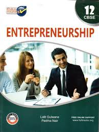 entrepreneurship by lalit gulwane padma nair for class xii price