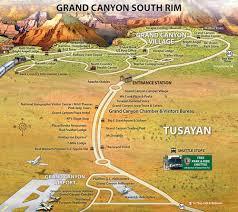 grand map lodging home grandcanyoncvb org