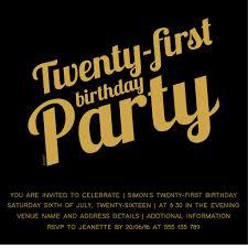 invitations 21st free printable invitation design