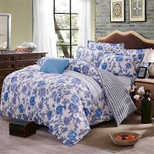 compare prices on plain blue bedding set online shopping buy low