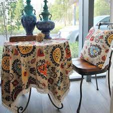 modern tablecloth for table furniture choosing the right