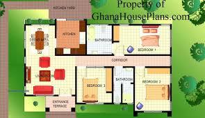 3 bhk single floor house plan astonishing beautiful 3 bedroom house plans for or single floor bhk
