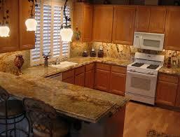 Backsplash Ideas For Kitchens With Granite Countertops Stunning Kitchen Granite Countertops And Backsplash Ideas