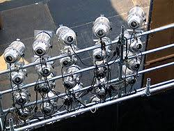 stage lighting mounting bars stage lighting instrument wikipedia