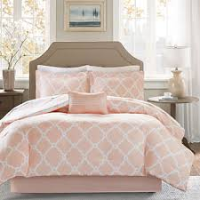 Light Pink Comforter Queen Pink Comforters U0026 Bedding Sets For Bed U0026 Bath Jcpenney