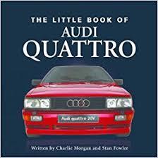 audi car wheels black friday amazon little book of the audi quattro the little book stan fowler