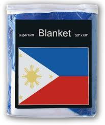 Filipino Flag Colors Amazon Com Philippines Flag Fleece Blanket New 5 Ft X 4 2 Ft