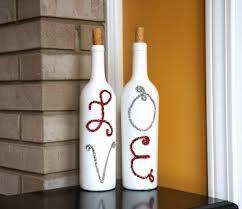 17 great diy wine bottle crafts for home décor shelterness