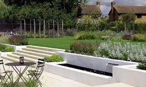 barn conversion contemporary family garden london garden