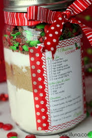 christmas cookie jar gift idea easy quick and inexpensive