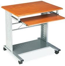 Rolling Table Desk Small Rolling Computer Desk U2013 Modelthreeenergy Com