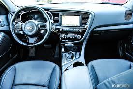 Kia Optima 2015 Interior 2015 Kia Optima Hybrid Review