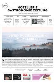 Impuls K Hen Hg Zeitung 28 2016 By Hotellerie Gastronomie Verlag Issuu