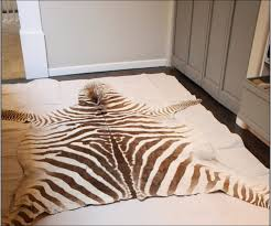 How To Wash Rugs At Home Interiors Magnificent Diy Faux Animal Skin Rug Faux Animal Skin