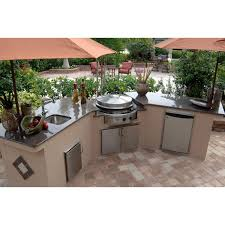 evo affinity classic 30g built in flattop natural gas grill the