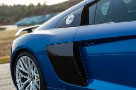 Audi R8 Green - 2017 audi r8 v10 spyder one week review automobile magazine