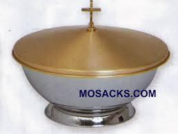 portable baptismal baptismal font with 16 stainless steel baptismal bowl and satin