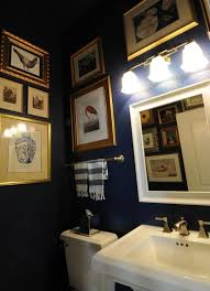 Best  Blue Powder Rooms Ideas On Pinterest Neutral Bathroom - Powder room bathroom