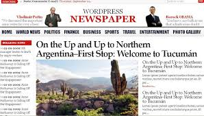 free blogger templates new blogspot template newspaper