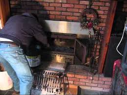 How To Clean Fireplace Chimney by How To Clean Fireplace Insert Removing Ashes Without Making A Mess