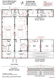 recording studio floor plan church walk studios castle gibson blog